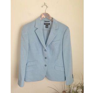 Brooks Brothers Angora Rabbit Wool Blazer 16